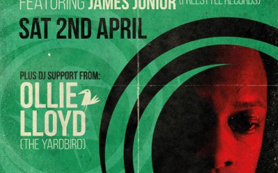 Live at the famous Hare & Hounds Birmingham Sat 2nd April
